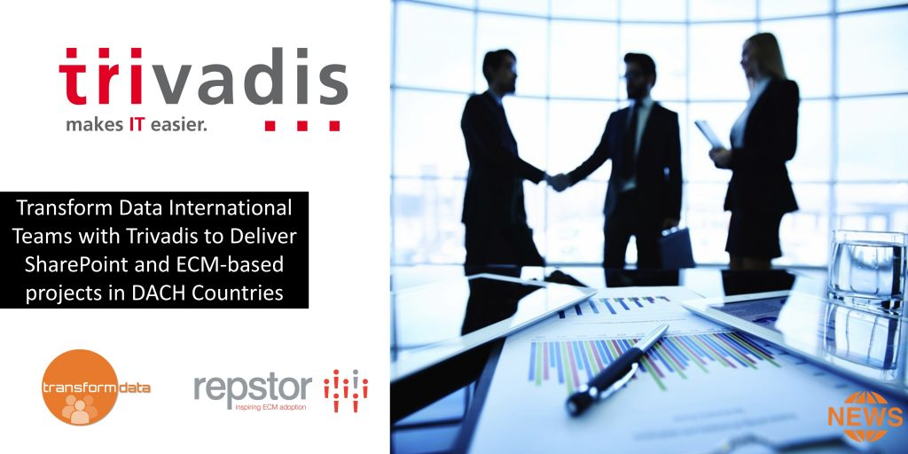 Transform-Data-International-Teams-with-Trivadis-to-Deliver-SharePoint-and-ECM-based-projects-in-DACH-Countries