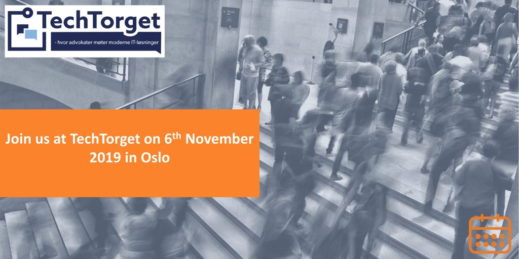 Join-us-at-TechTorget-on-6th-November-2019-in-Oslo