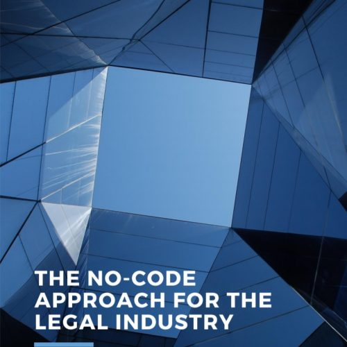 no-code-approach-for-legal-industry